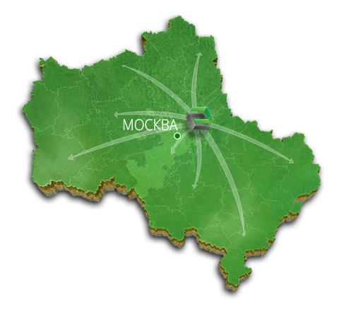 Дорожное строительство в Москве и Московской области